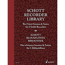 Schott Schott Recorder Library Woodwind Series Softcover