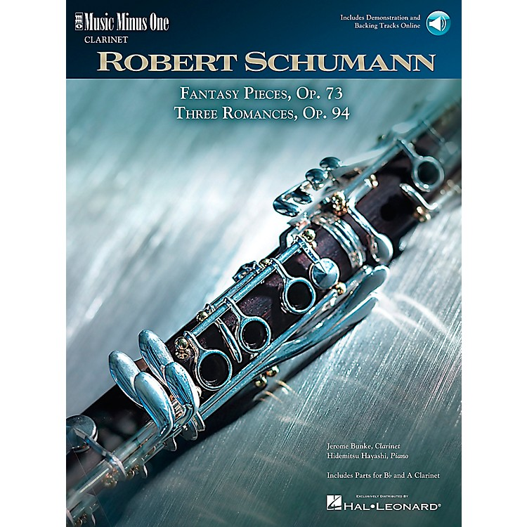 Hal LeonardSchumann  Clarinet Fantasy
