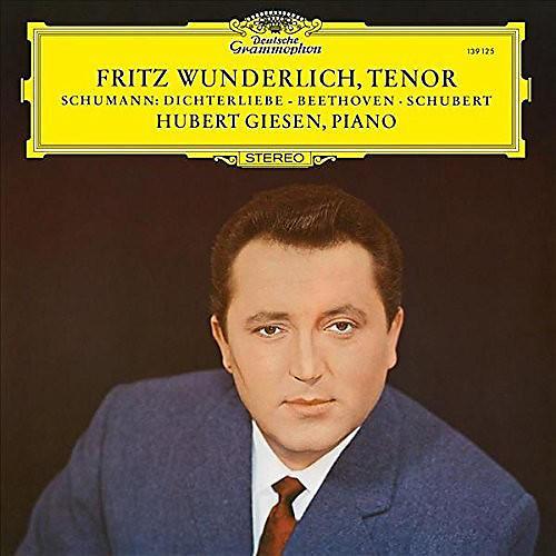 Alliance Schumann: Dichterliebe Beethoven / Schubert: Liede