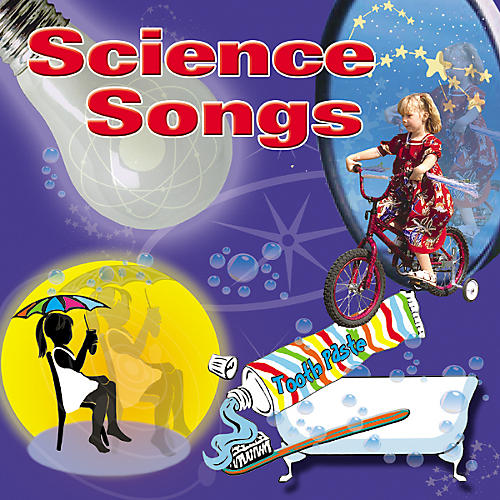 Kimbo Science Songs CD/Guide