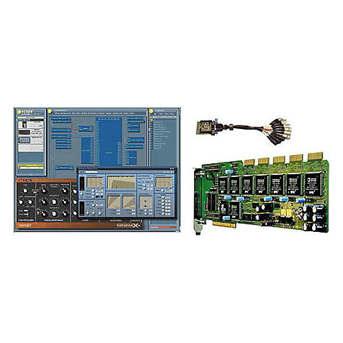 Creamware Scope Professional with Plus DSP Card