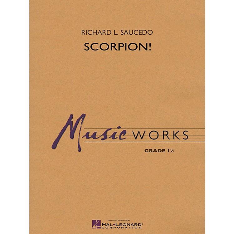 Hal LeonardScorpion! - MusicWorks Concert Band Grade 1