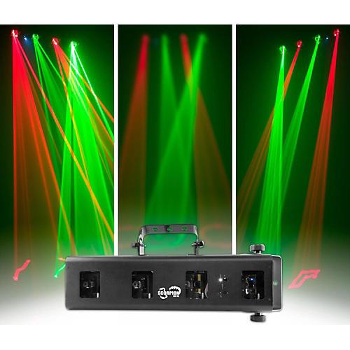 CHAUVET DJ Scorpion Bar RG Red/Green FAT Beam Laser-thumbnail