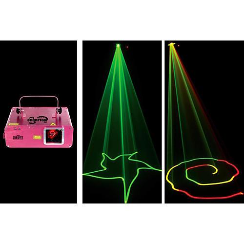 Chauvet Scorpion Fat Beam RGY Laser Effects