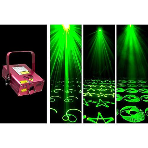 Chauvet Scorpion Storm MG - Green Laser