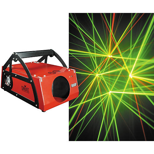 CHAUVET DJ Scorpion Storm RG Red & Green Laser-thumbnail