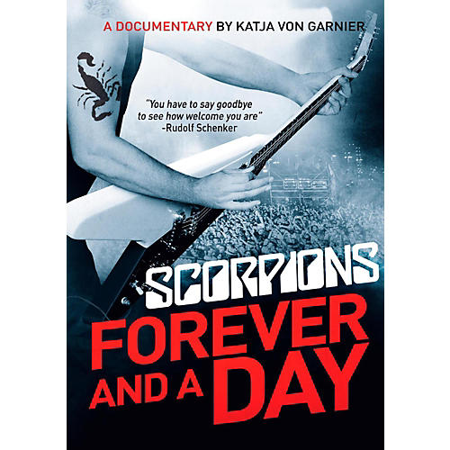 MVD Scorpions - Forever And A Day DVD-thumbnail