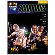 Hal Leonard Scorpions - Guitar Play-Along Vol. 174 Book/CD