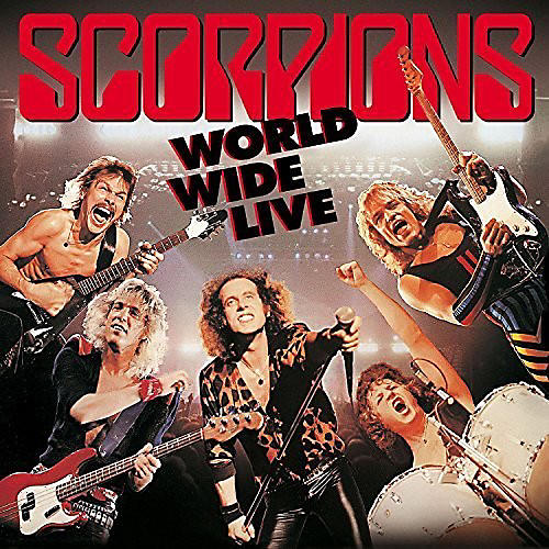 Alliance Scorpions - World Wide Live: 50th Anniversary