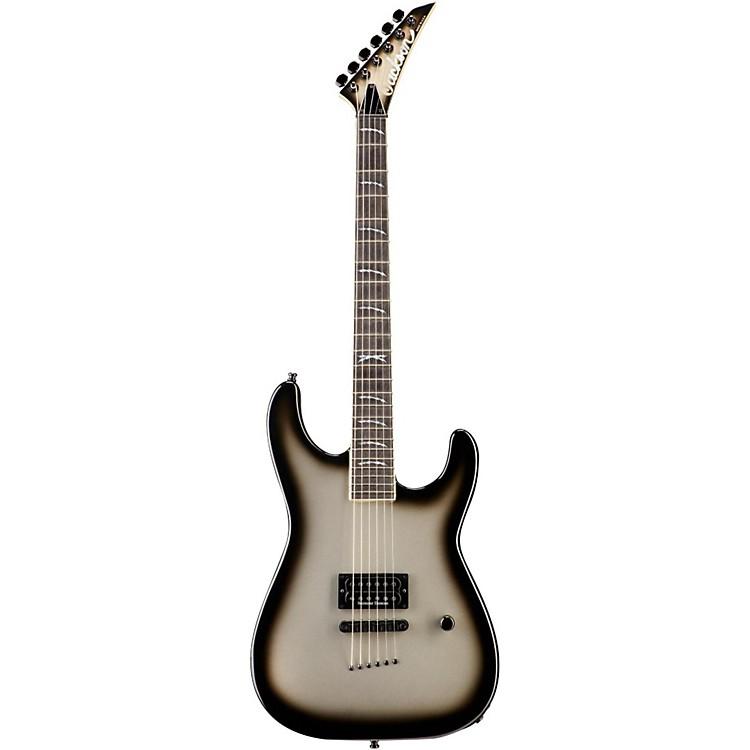 JacksonScott Ian Signature T1000 Soloist 1H Electric GuitarSilverburstEbony Fingerboard