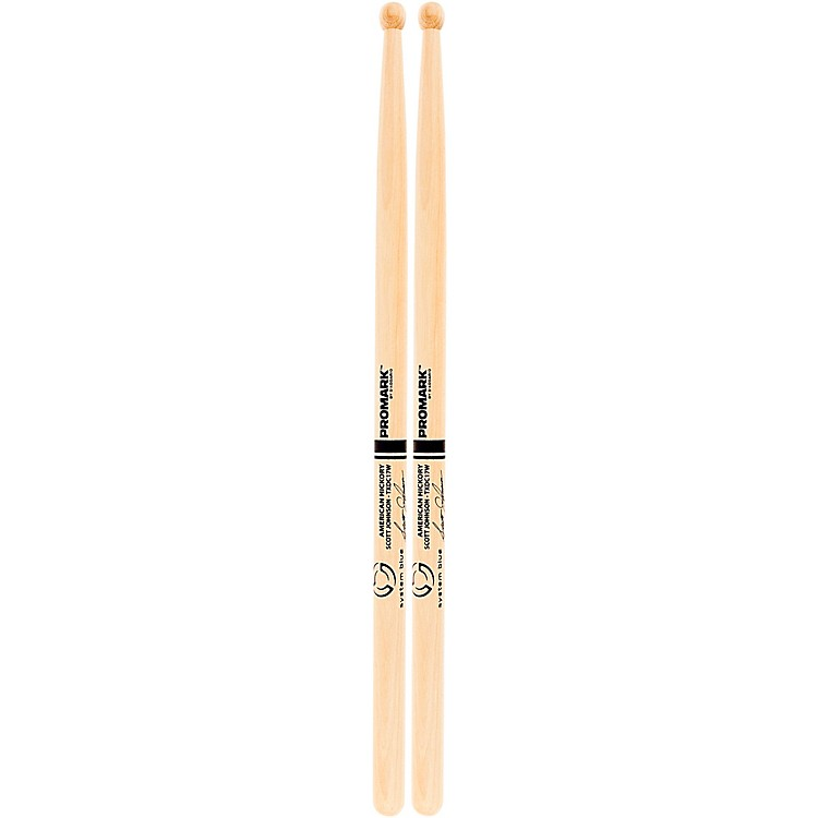PROMARK Scott Johnson DC17 System Blue Signature Marching Sticks
