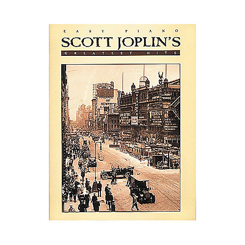 Hal Leonard Scott Joplin Greatest Hits by Carol Klose