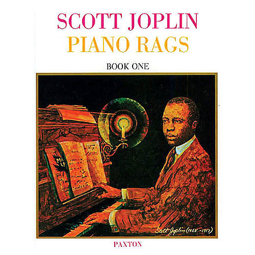 Music Sales Scott Joplin: Piano Rags Book 1 Music Sales America Series-thumbnail