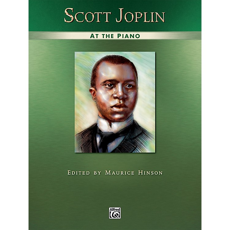 Alfred Scott Joplin at the Piano