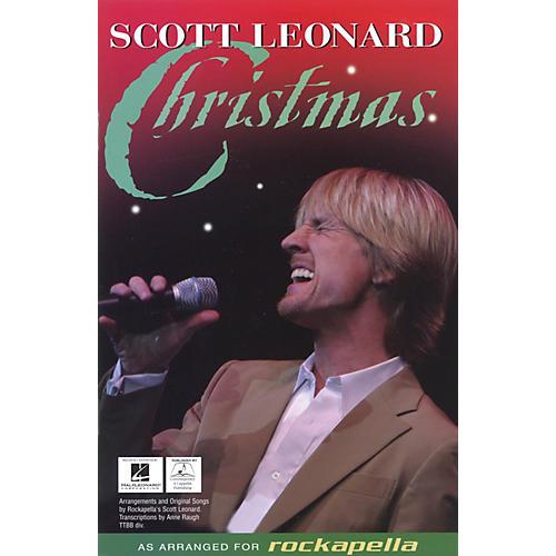 Contemporary A Cappella Publishing Scott Leonard Christmas - As Arranged for Rockappella TTBB Div A Cappella-thumbnail