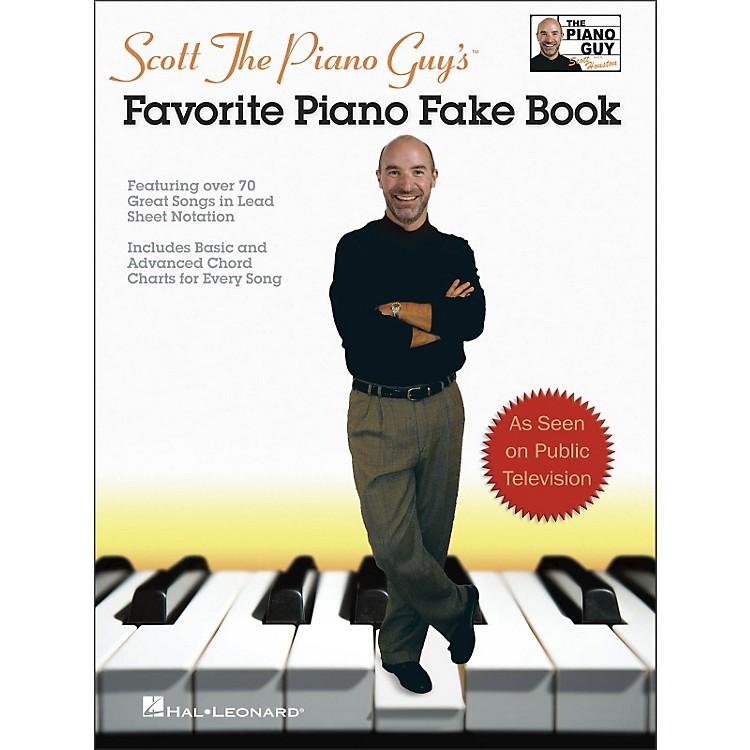 Hal LeonardScott The Piano Guy's Favorite Piano Fake Book