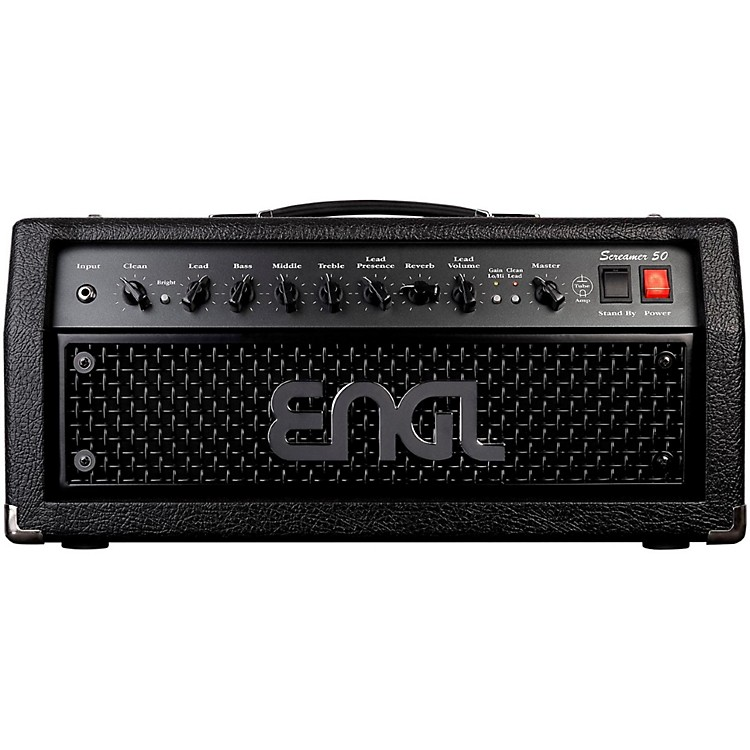 Engl Screamer 50 50W Guitar Amp Head