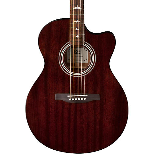 PRS Se Angelus A10 Rosewood Fretboard with Bird Inlays Acoustic-Electric Guitar Tortoise Shell