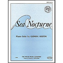 Willis Music Sea Nocturne Mid-Intermediate Level by Glenda Austin