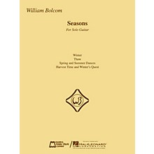 Edward B. Marks Music Company Seasons (Guitar Solo) E.B. Marks Series Composed by William Bolcom