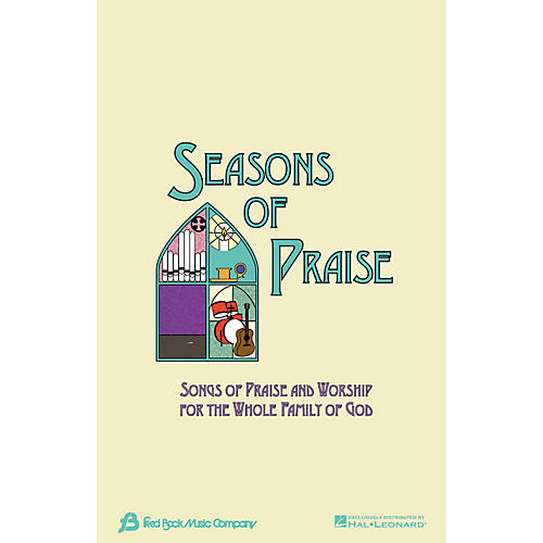 Fred Bock Music Seasons of Praise - Resource Manual (Songs of Praise and Worship for the Whole Family of God) RESOURCE BK-thumbnail