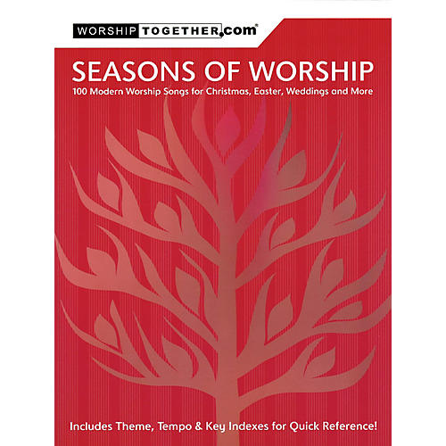 Worship Together Seasons of Worship Sacred Folio Series Softcover Performed by Various-thumbnail