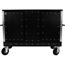 Pageantry Innovations Seated Synth/Mixer Combo Cart