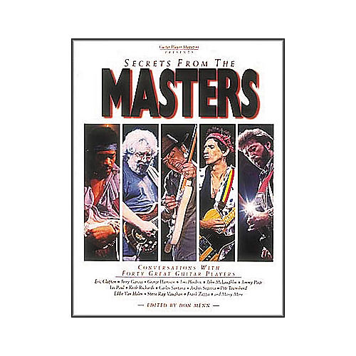 Hal Leonard Secrets from the Masters