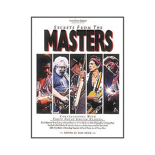 Hal Leonard Secrets from the Masters-thumbnail