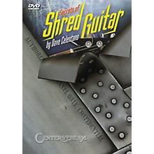 Centerstream Publishing Secrets of Shred Guitar DVD