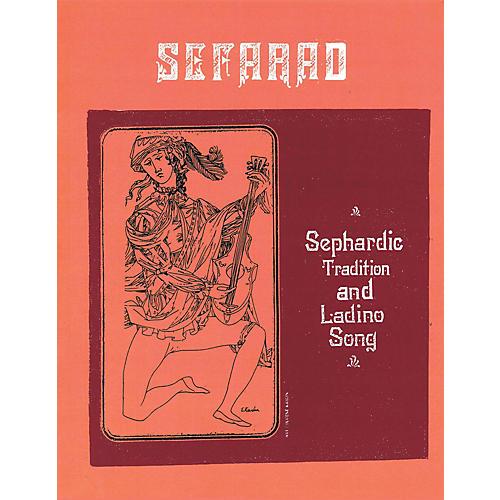 Tara Publications Sefarad - Sephardic Tradition and Ladino Song Tara Books Series Softcover-thumbnail