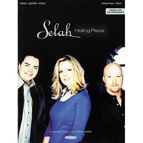 Hal Leonard Selah - Hiding Place Piano, Vocal, Guitar Songbook-thumbnail