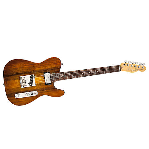 Fender Select Carve Top Telecaster SH Electric Guitar