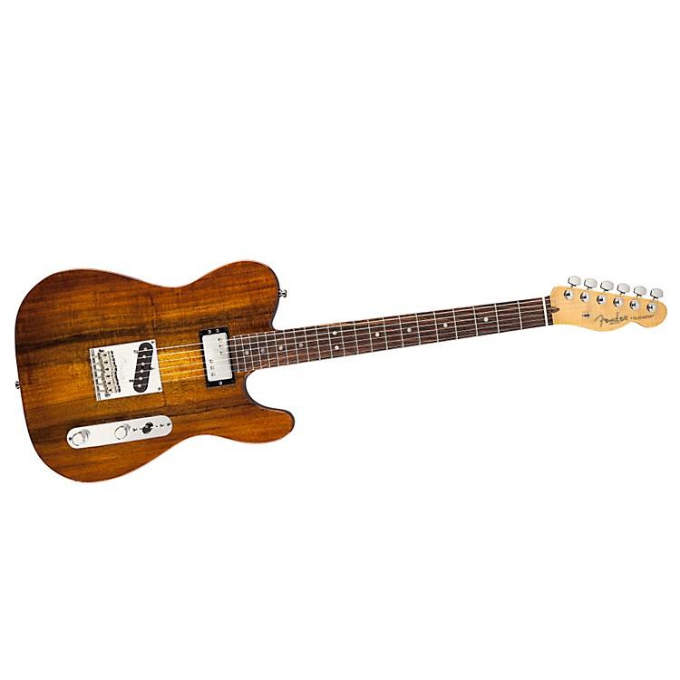 FenderSelect Carve Top Telecaster SH Electric Guitar