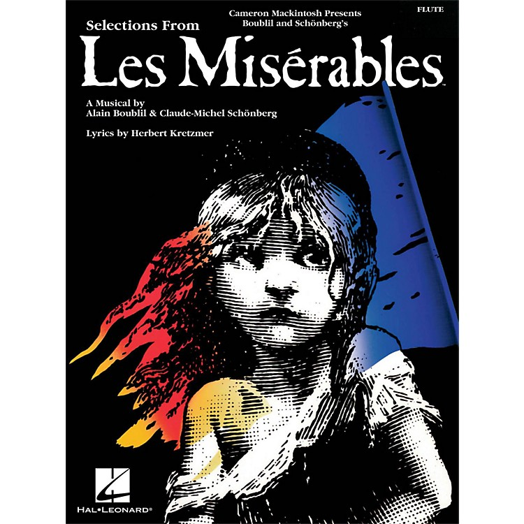 Hal Leonard Selection From Les Miserables for Flute
