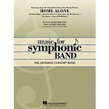 Hal Leonard Selections from Home Alone Concert Band Level 4 Arranged by Paul Lavender