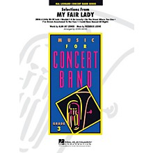 Hal Leonard Selections from My Fair Lady - Young Concert Band Level 3 by John Moss