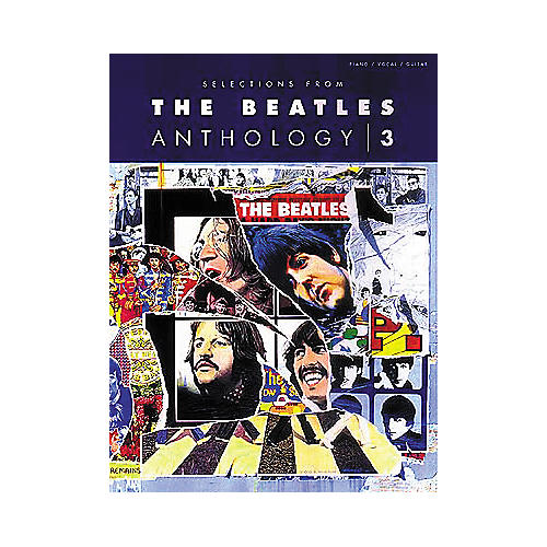 Hal Leonard Selections from The Beatles Anthology, Volume 3