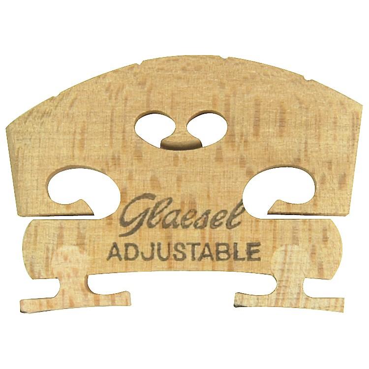 GlaeselSelf-Adjusting 1/2 Violin Bridge
