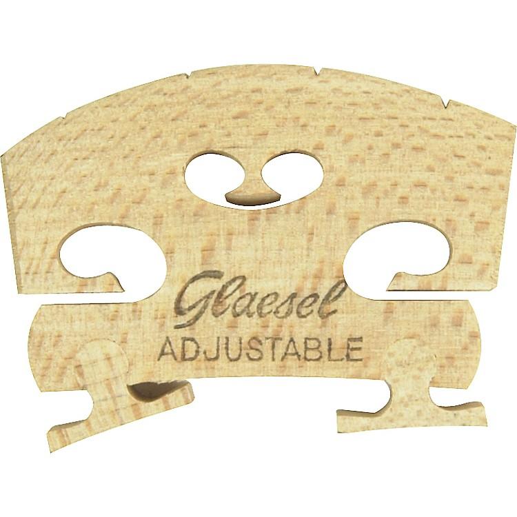 GlaeselSelf-Adjusting 3/4 Violin BridgeLow