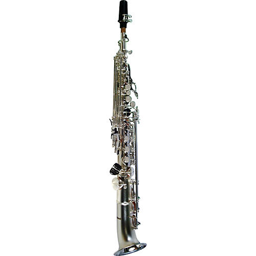 Vienna by Woodwind Semi Curved Saxello Soprano Saxophone