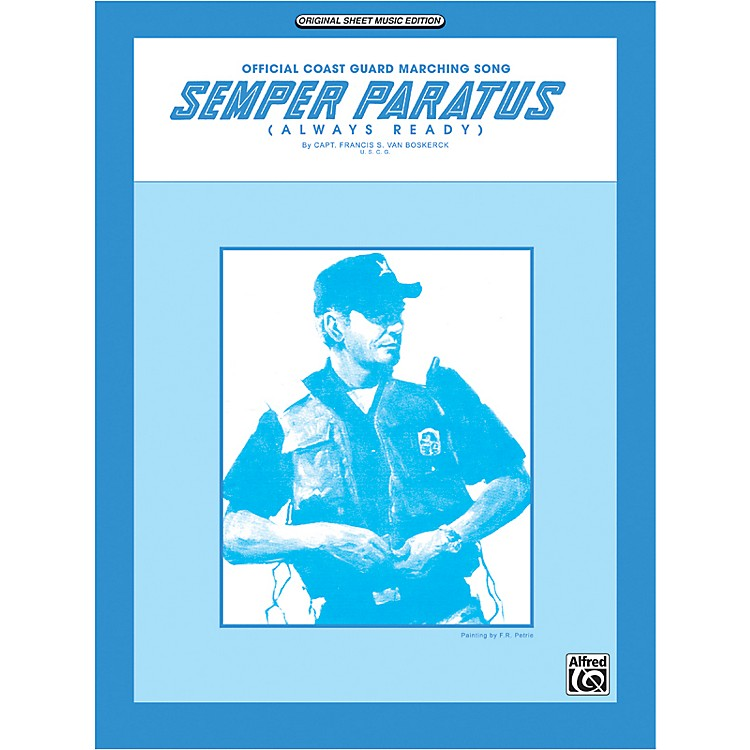 AlfredSemper Paratus (Always Ready) Piano/Vocal/Chords