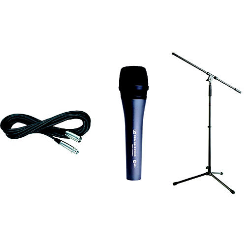 Sennheiser Sennheiser e835 Stand and Cable Package