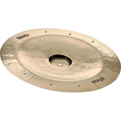 Stagg Sensa China Sizzle 16 inch