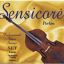Super Sensitive Sensicore Bass Strings Set, Medium 3/4 Size