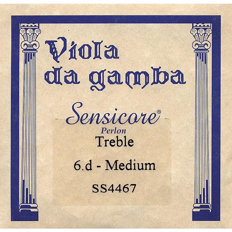 Super SensitiveSensicore Treble Gamba StringsSet, Medium