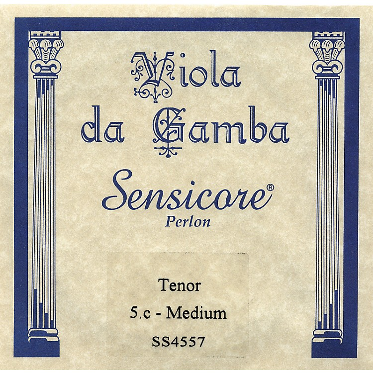Super Sensitive Sensicore Viola de Tenor Gamba Strings C5