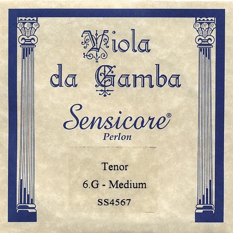 Super SensitiveSensicore Viola de Tenor Gamba StringsG6