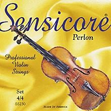 Super Sensitive Sensicore Violin Strings E, Steel, Medium, Ball 4/4 Size