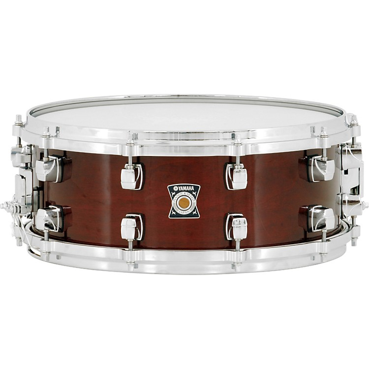 Yamaha sensitive series snare drum 14x5 5 cherry wood for Yamaha stage custom steel snare drum 14x6 5